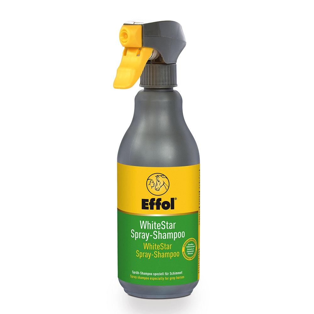 White Star Spray Shampoo