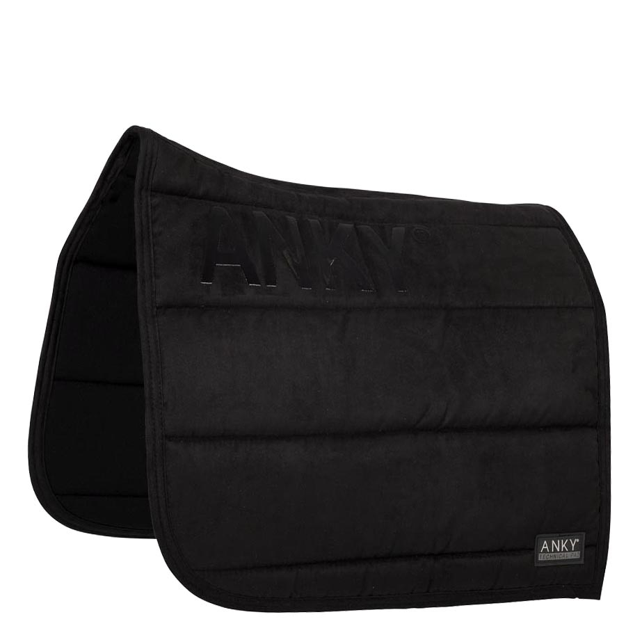 Dressage saddle pad - Black