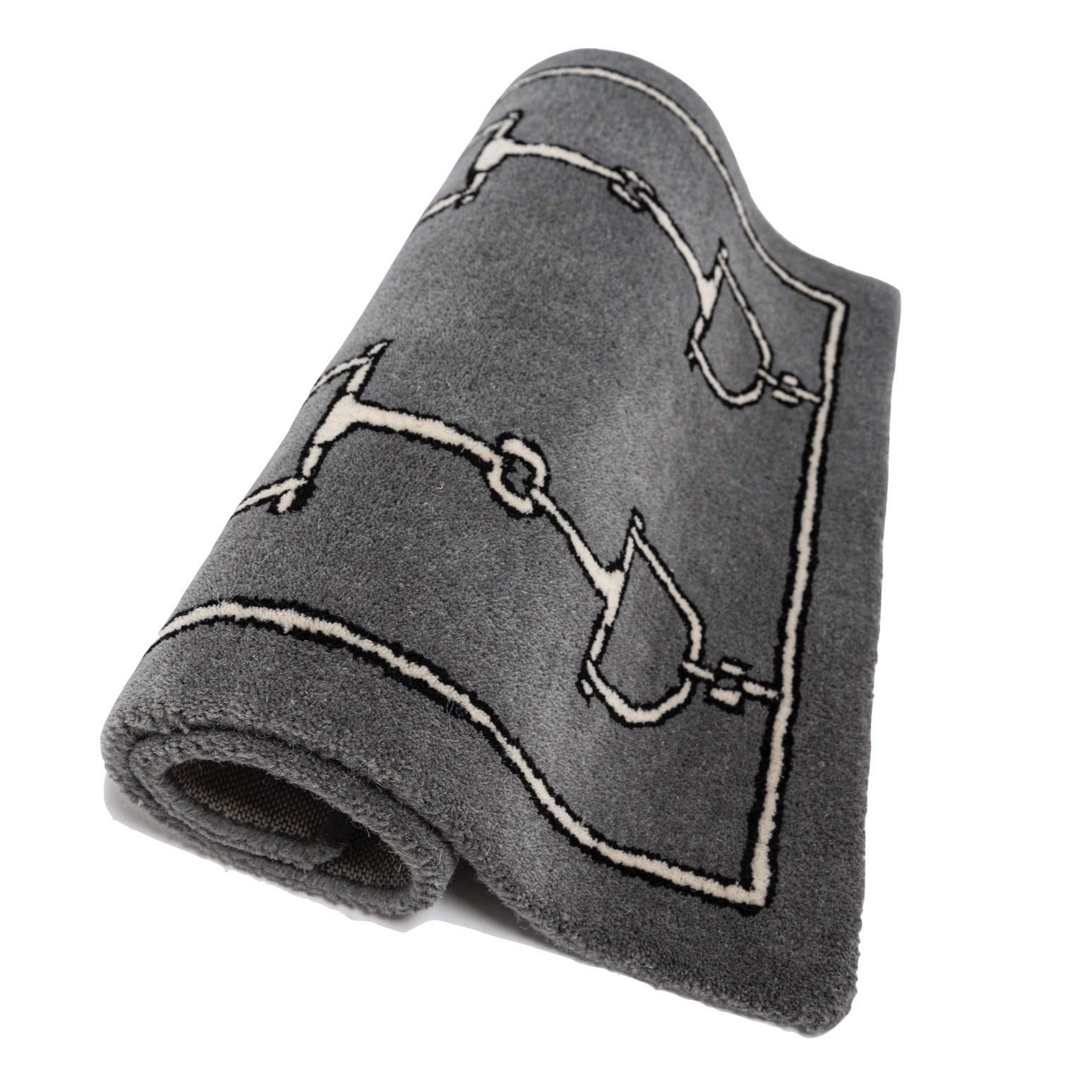 matta-grå