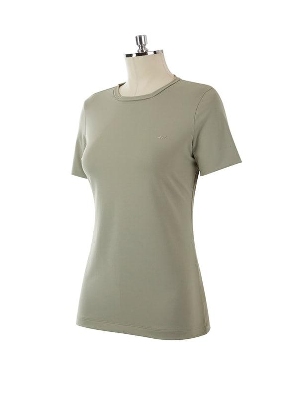 Foka T-shirt - Verde Salvia