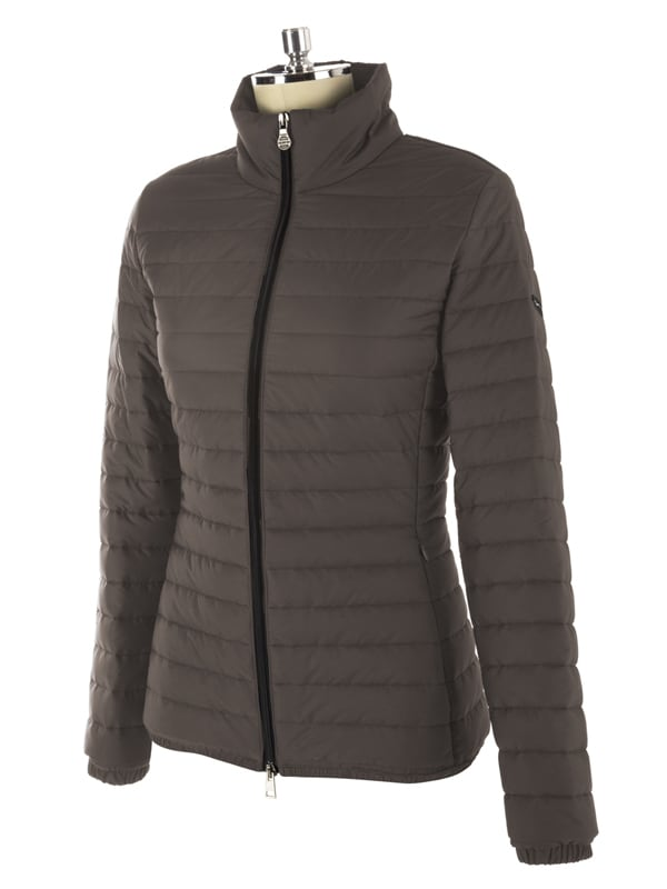 Larx Padded Jacket - Scoiattolo