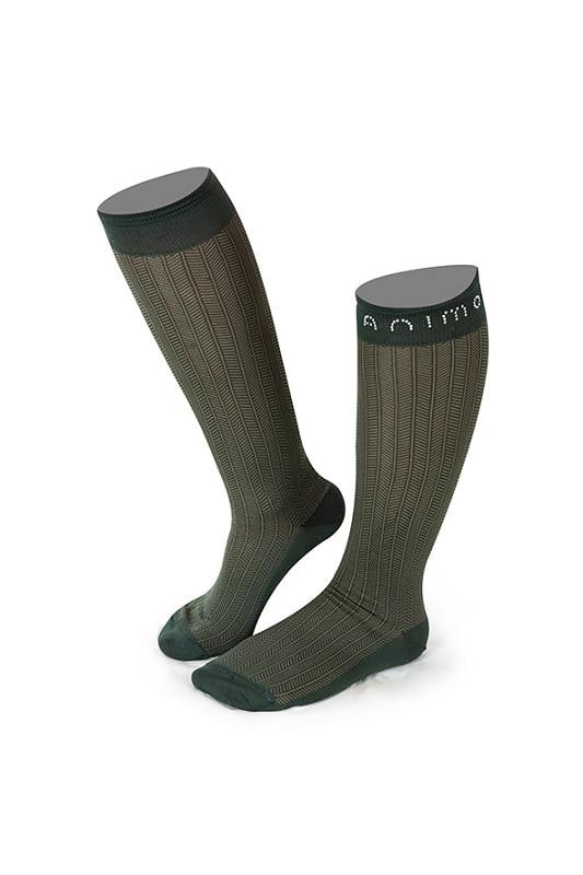 Riding Socks Tesy - Green/38-39