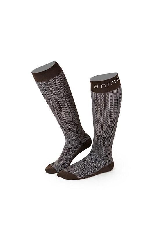 Riding Socks Tesy - Brown