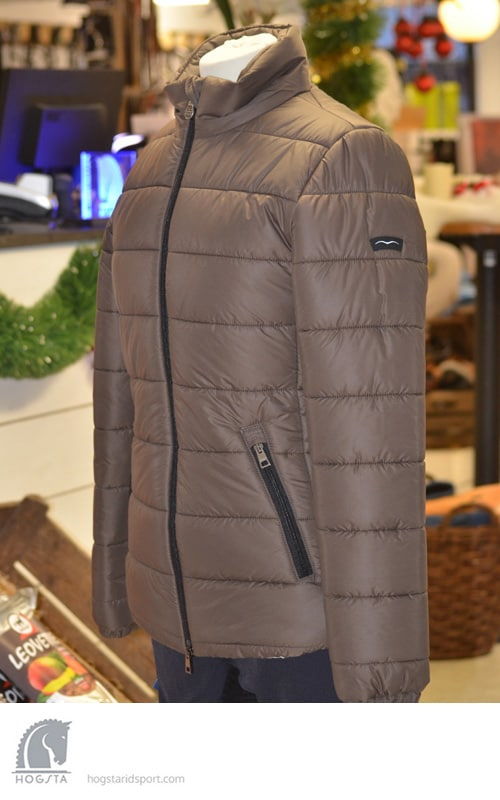 Padded jacket Woman - brown