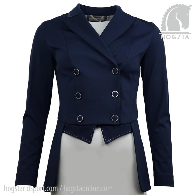 Liena short tail coat - Navy