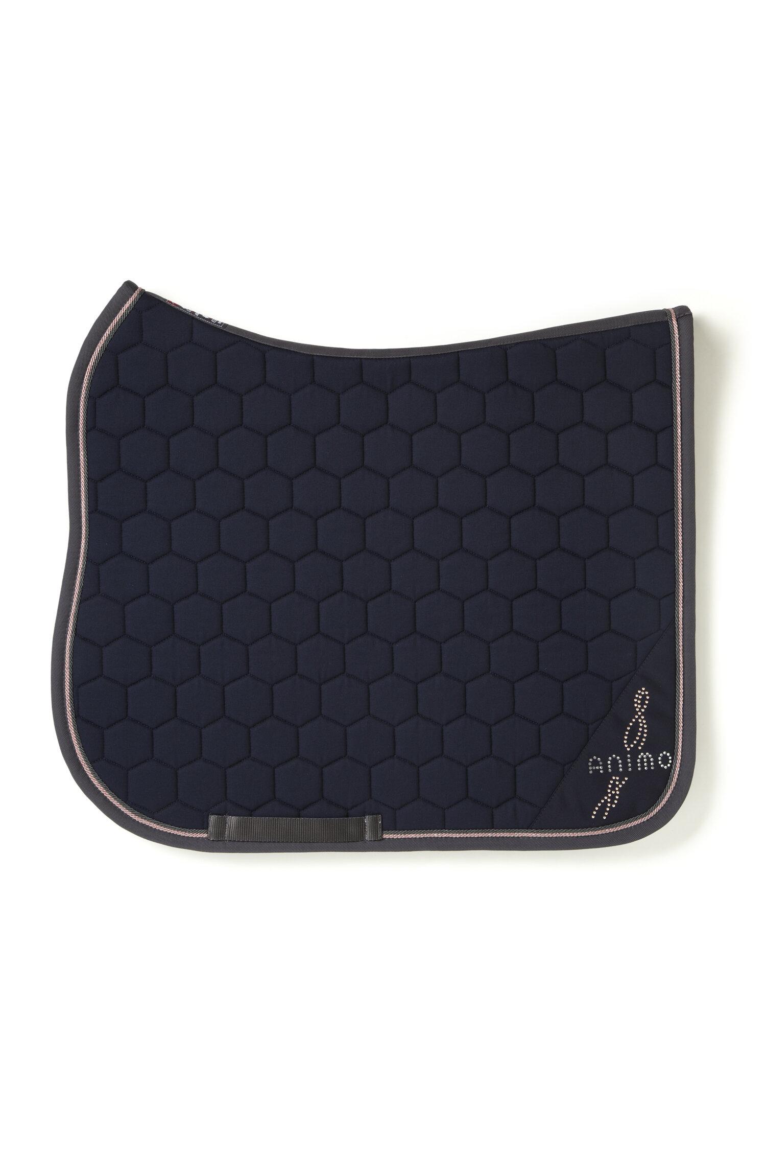 Waby Dressage Saddle Pad - Blue Navy