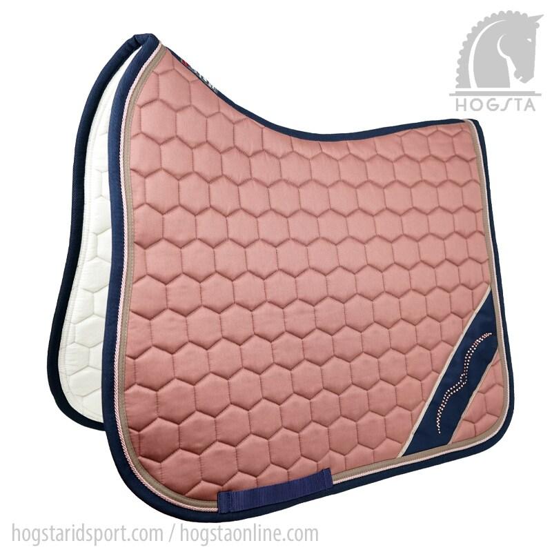 Dressage saddle pad Wallace - Pink