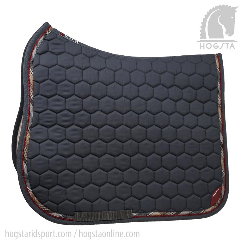 Dressage saddle pad Wurbe - Grigio Scuro