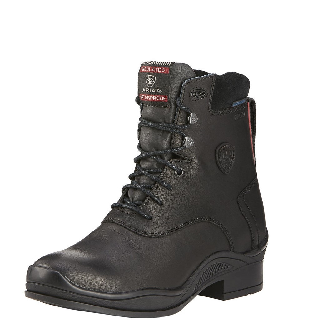 Extreme Lace Paddock H2O Riding Boots