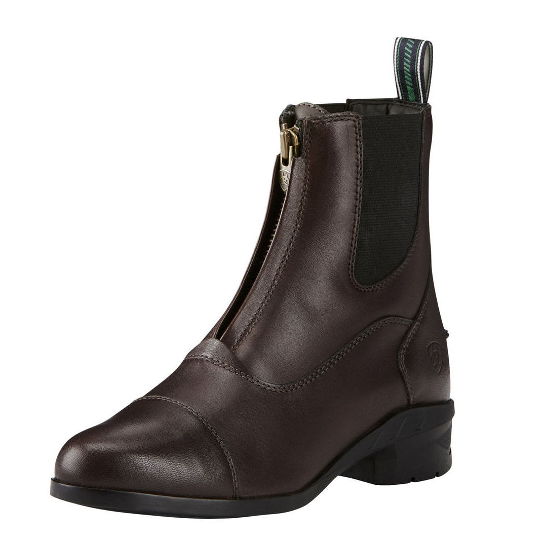 Heritage IV Zip Paddock Riding Boots