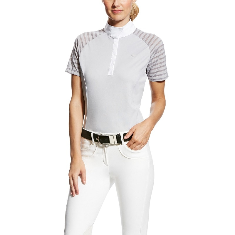 Aptos Vent Competition Shirt - Grey