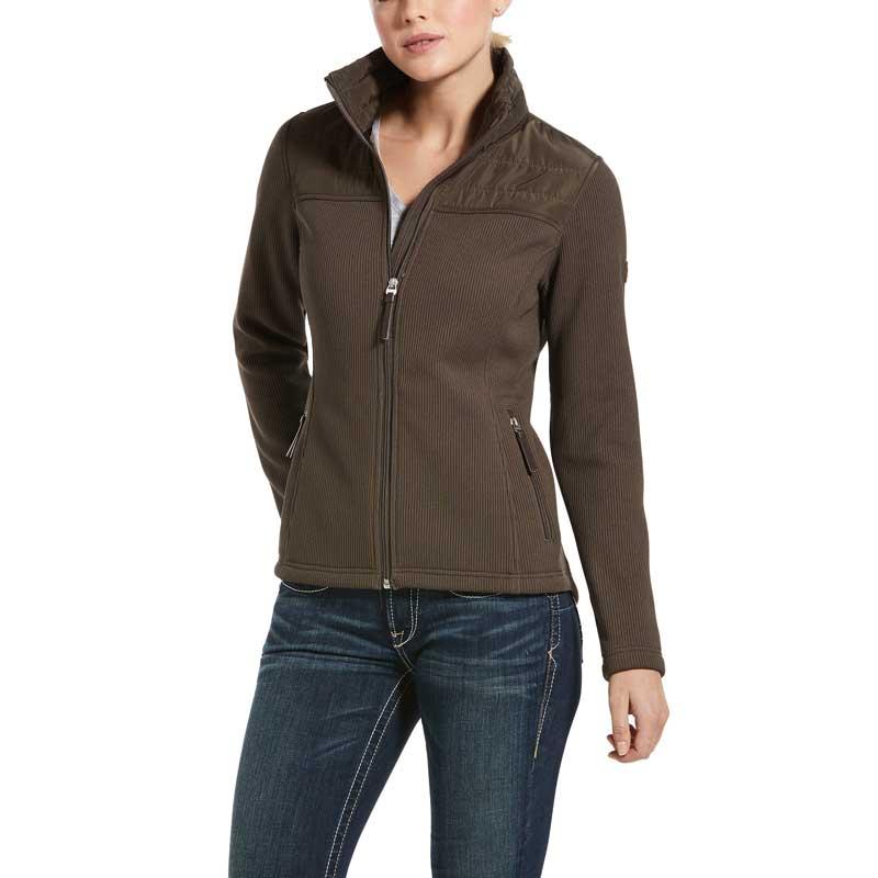 Kalispell Full Zip Sweater