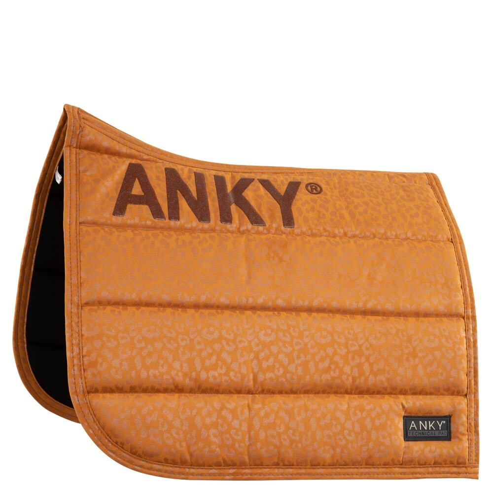 dressyrschabrak-copper-anky