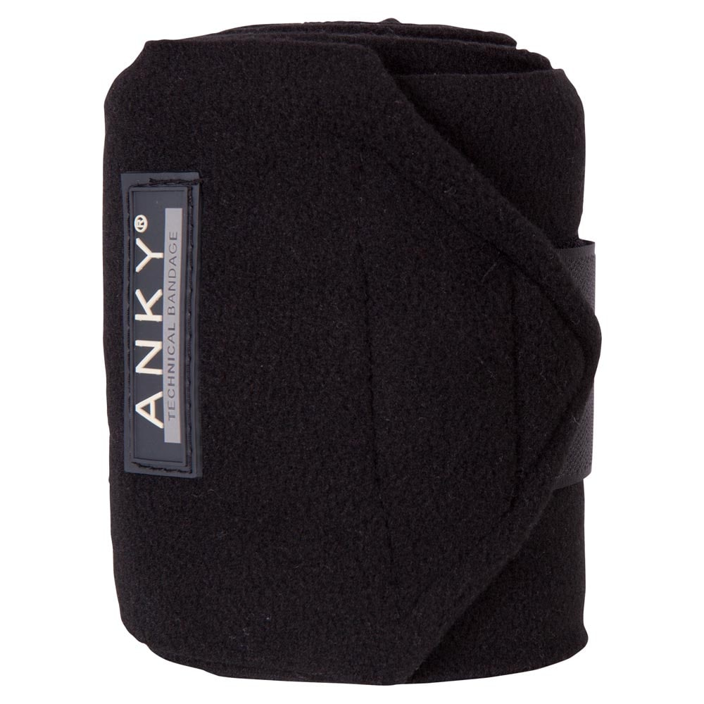 Polo Bandages - Black