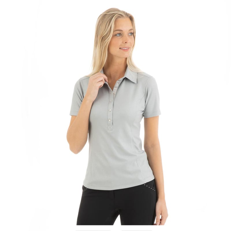 Essential Polo - Silver