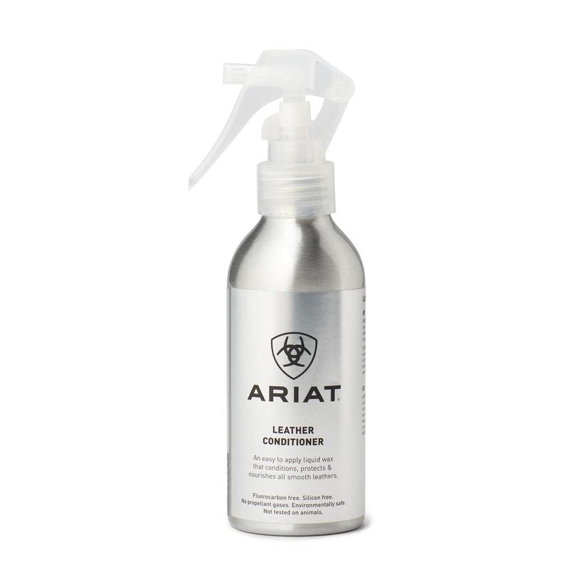Sprayflaska med Leather Conditioner från Ariat Hogsta Ridsport.