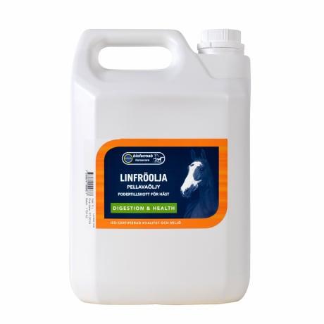 Linfröolja - 5 liter
