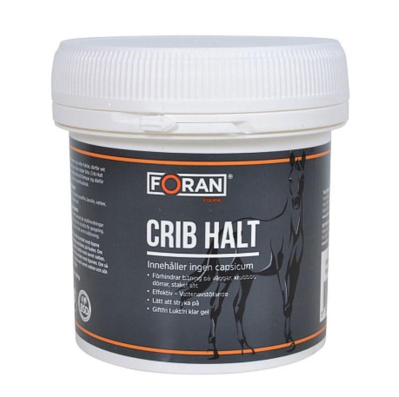 Crib Halt