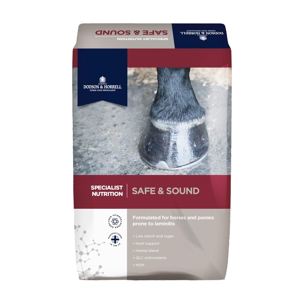 Safe & Sound - 18 kg