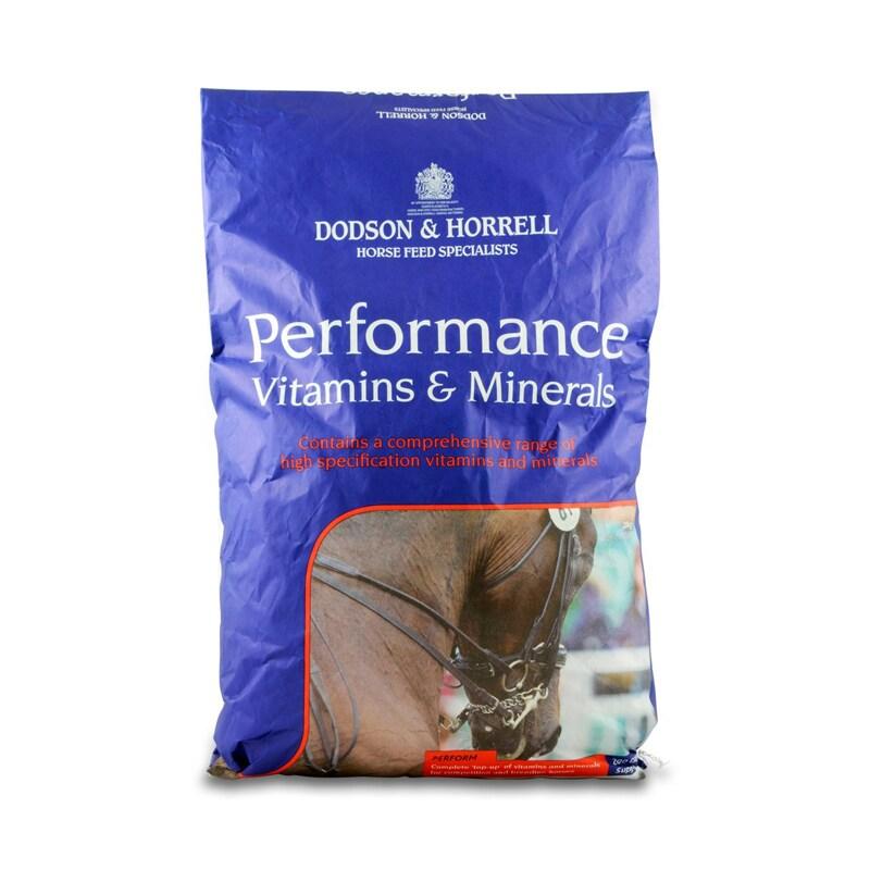 Performance Vits & Minerals - 20kg