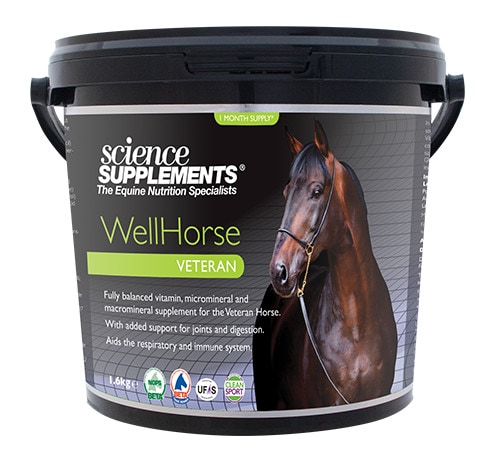 Wellhorse Veteran - 1,6 kg