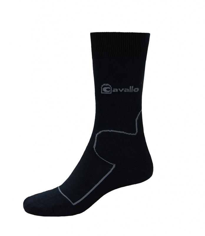 Soley Socks - Navy