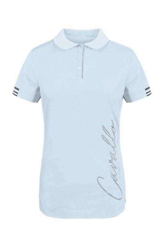 Polo shirt Pearl - Light blue