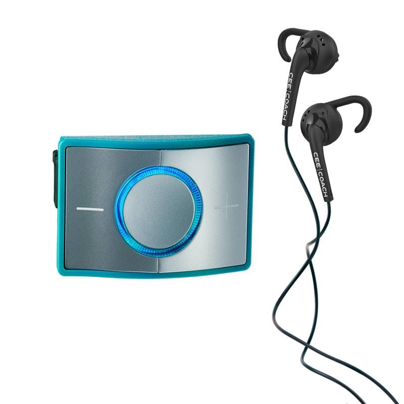 CEECOACH®2, Single set - Turquoise
