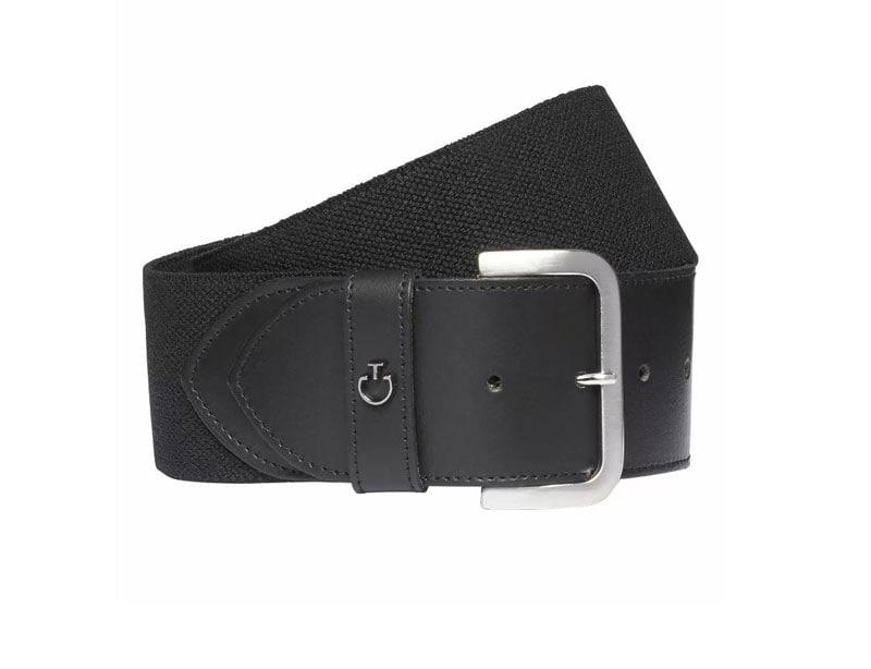 Wide belt - Black
