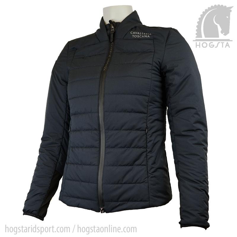 Cavalleria Toscana Puffer Jacket - Black