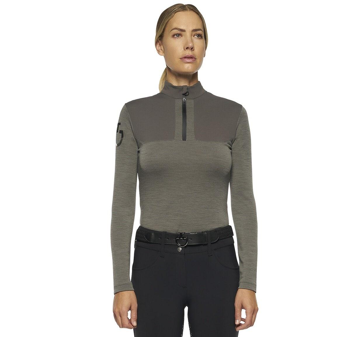 Tech Wool CT Laser Cut - Grå