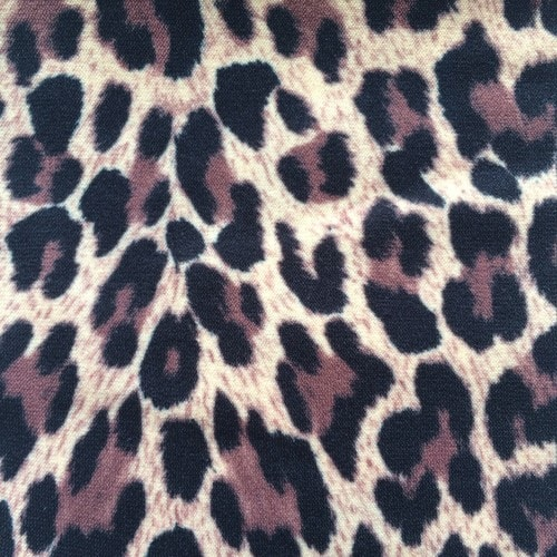 Riding Socks - Leopard