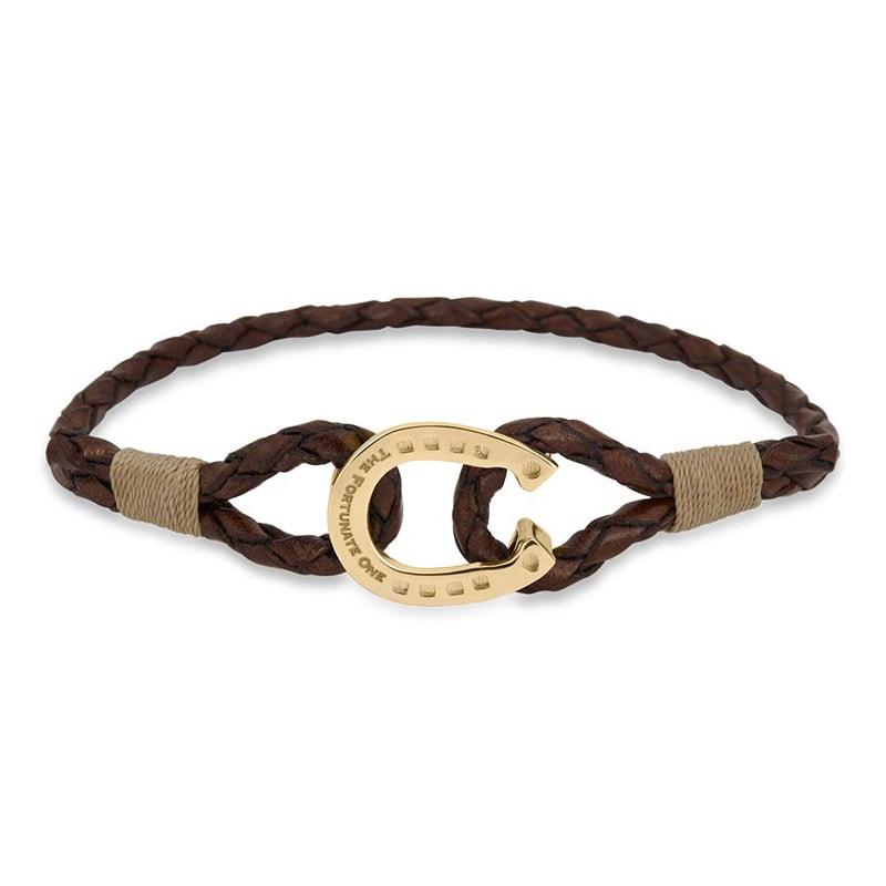 Bracelet Single - Clydesdale/Gold