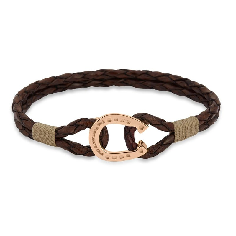 Bracelet double - Clydesdale/Rose gold