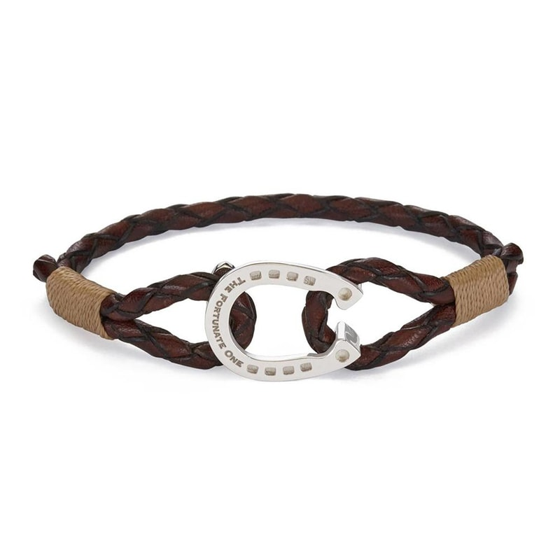Bracelet Single - Clydesdale/Silver