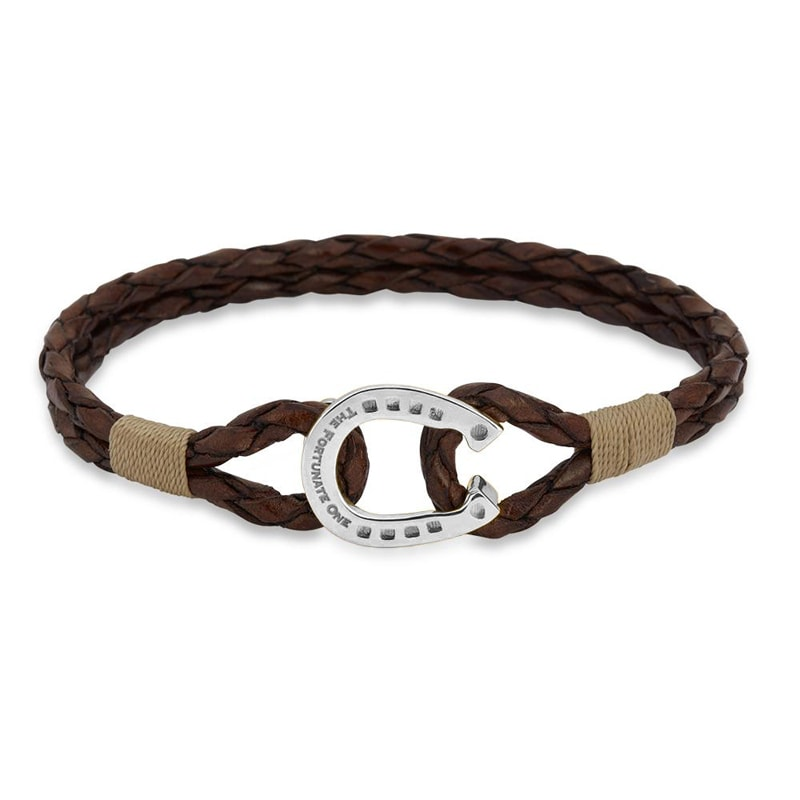 Bracelet double - Clydesdale/Steel