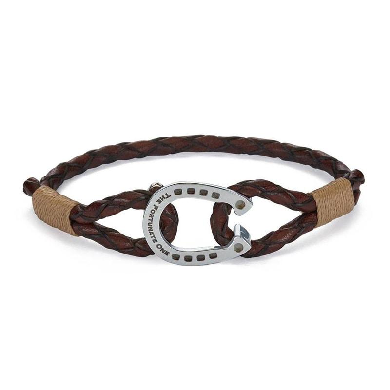Bracelet Single - Clydesdale/Steel