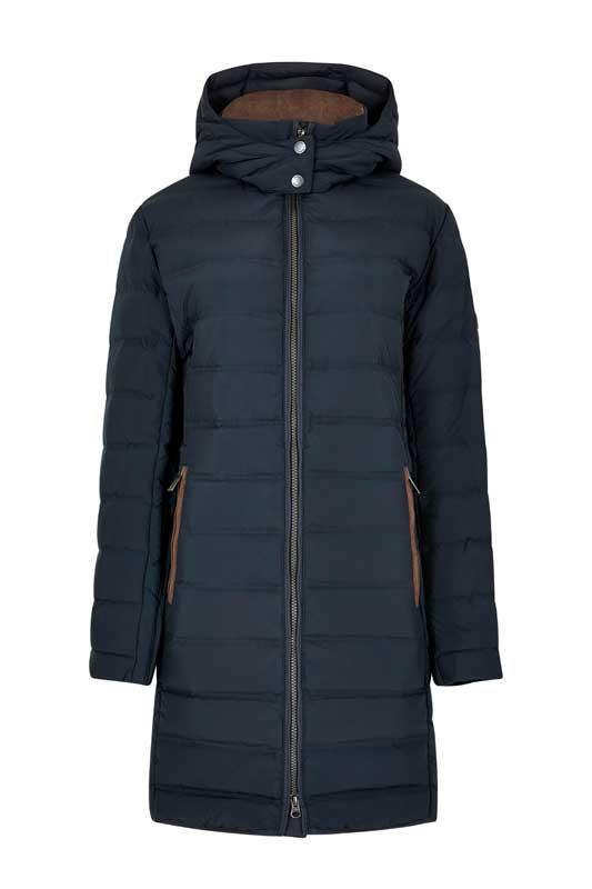 Dubarry Down Jacket Ballybrophy - Navy
