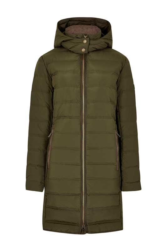 Dubarry Down Jacket Ballybrophy - Olive