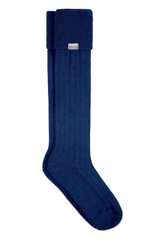 Alpaca socks - Navy