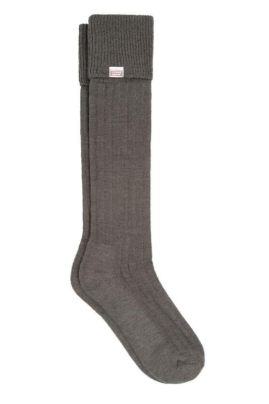 Alpaca socks - Oliv