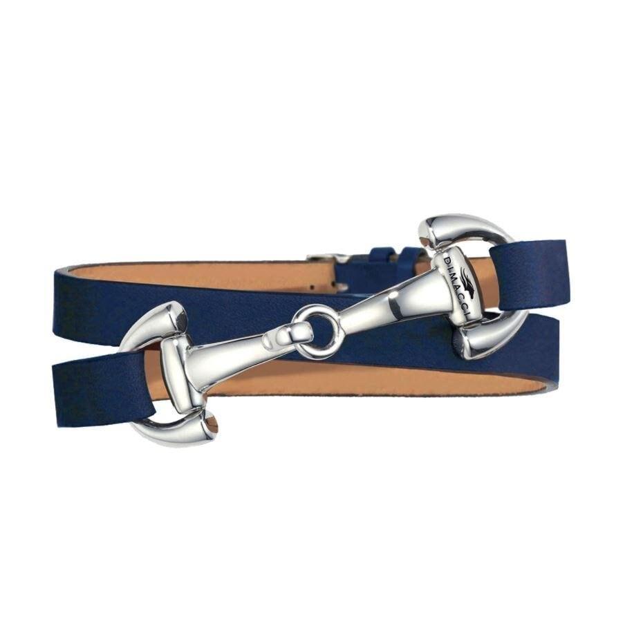 Bracelet Ingrids Favorit - Navy/Silver