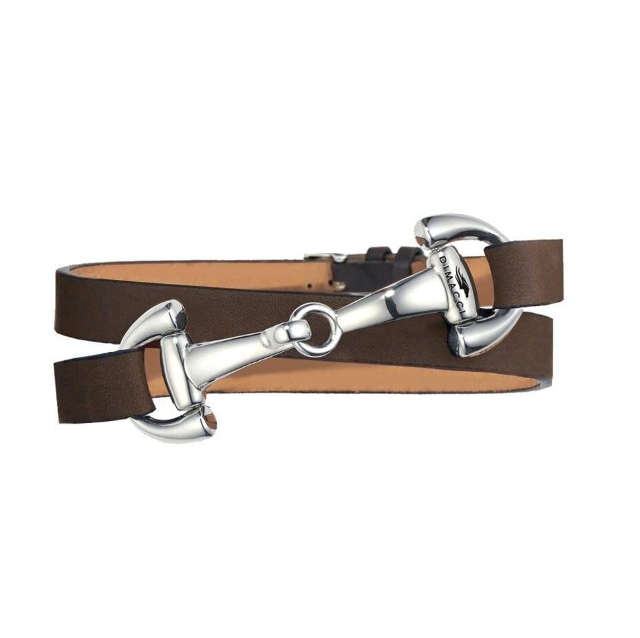 Bracelet Ingrids Favorit - Brown/Silver