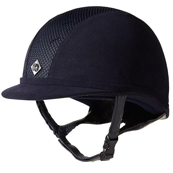 Ayr8 Riding helmet - Navy/Navy