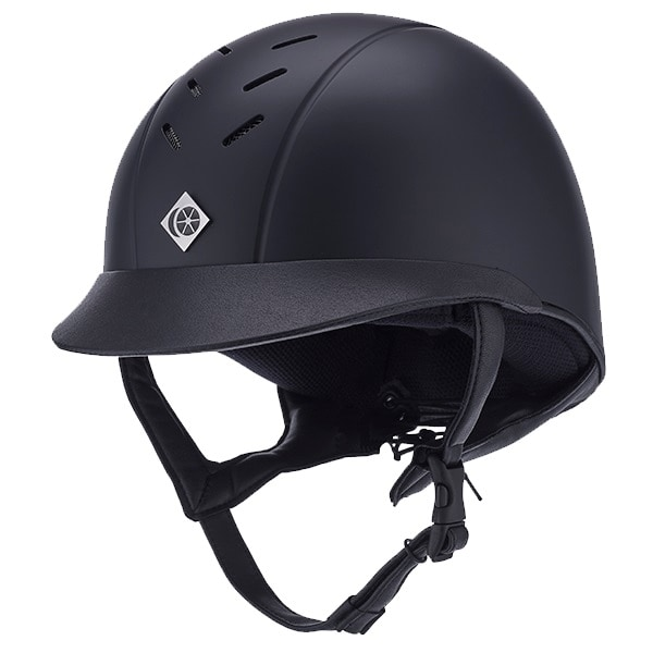 Riding helmet Ayrbrush - Navy