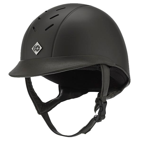 Riding helmet Ayrbrush - Black