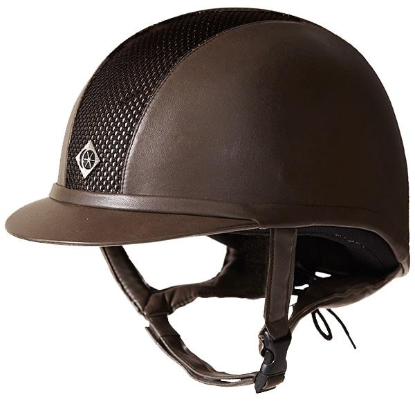 Ayr8 Plus Leatherlook - Brown/Gold