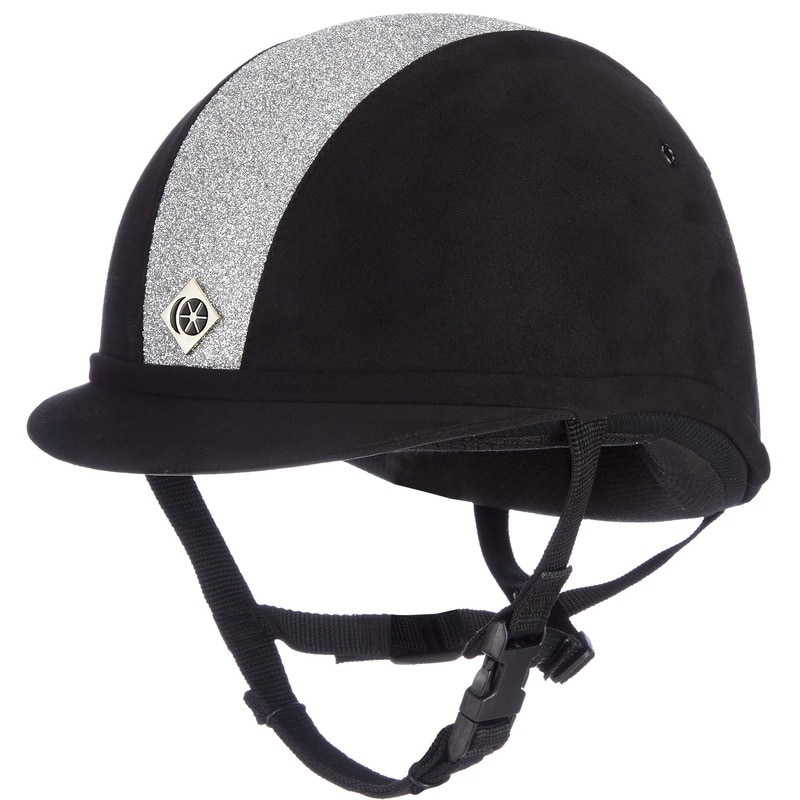 YR8 Sparkling - Black/Silver
