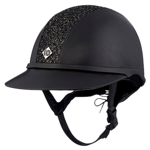 SP8 Sparkly Leatherlook - Black