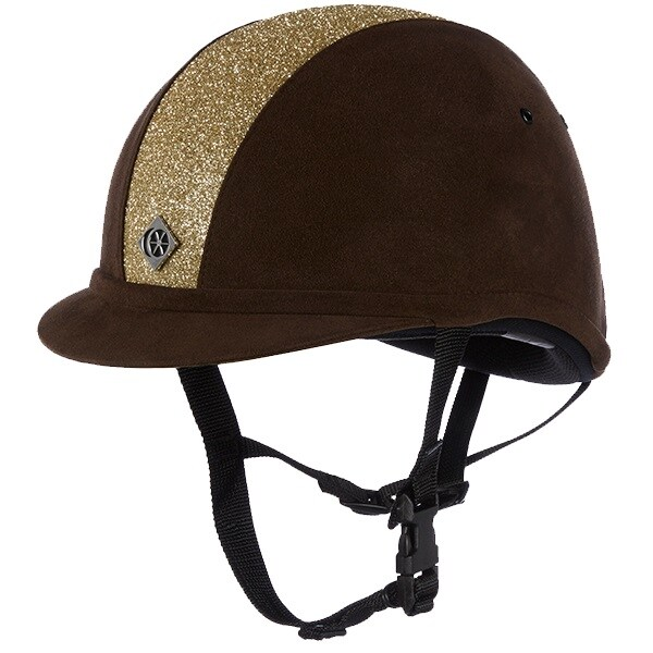 YR8 Sparkling - Brown/Gold